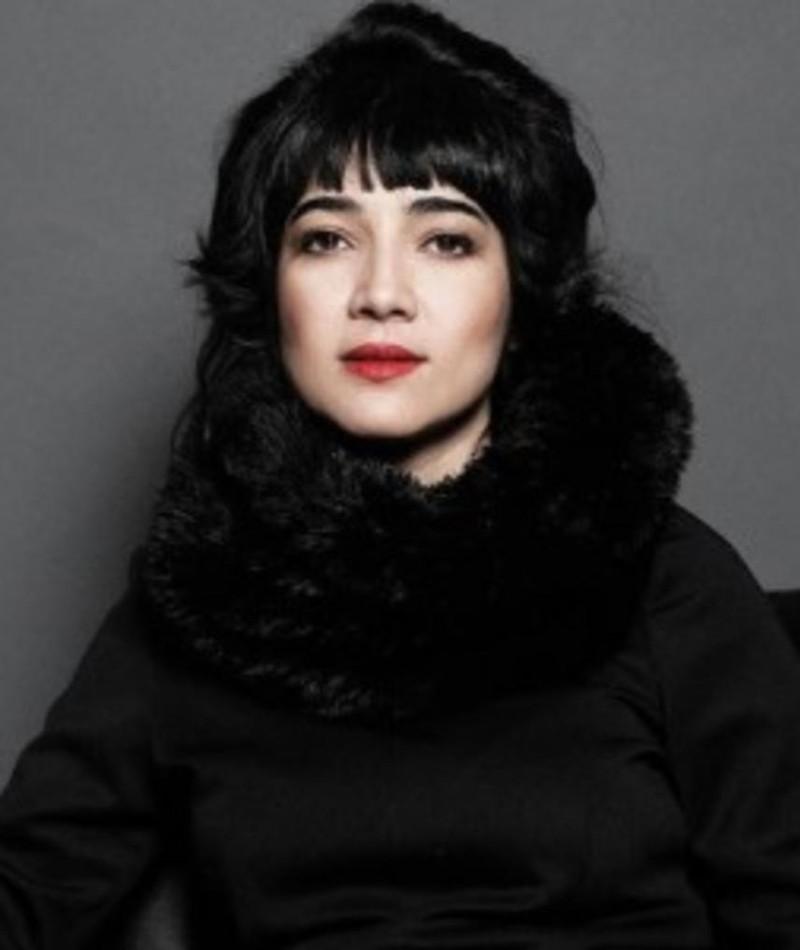 Photo of Mitra Farahani