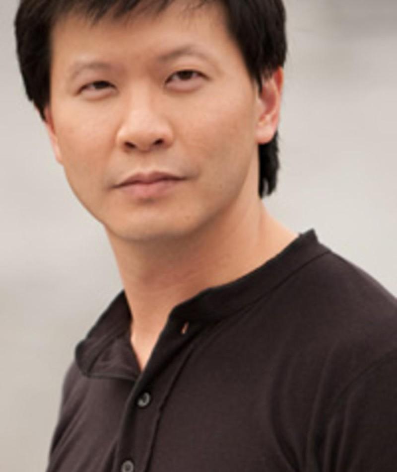 Photo of Patrick Wang