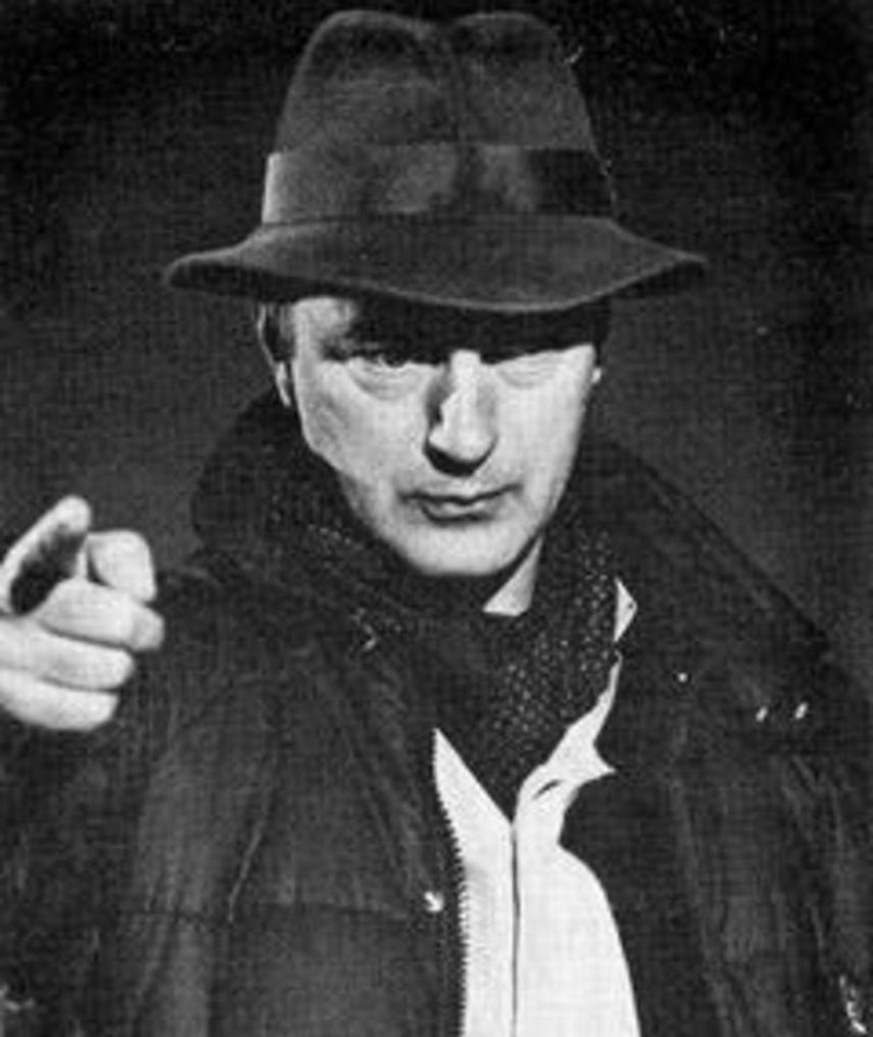 Photo of Percy Adlon