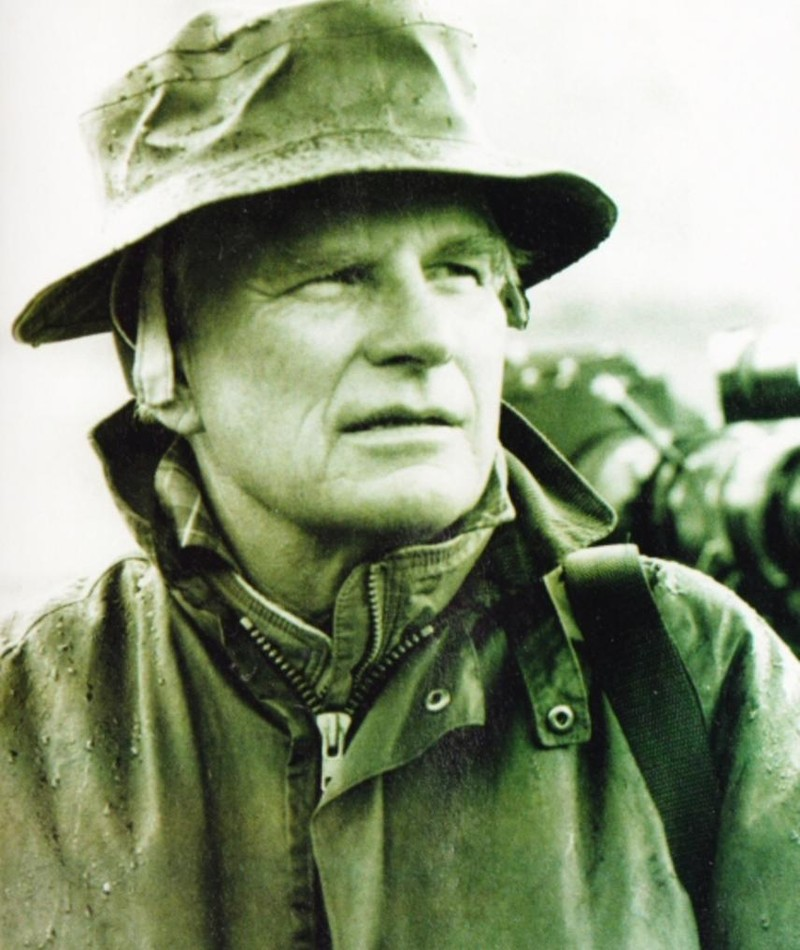 Photo of William A. Graham