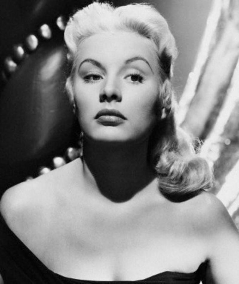 Photo of Barbara Payton