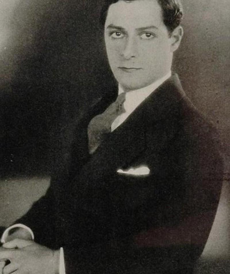 Photo of George Jessel