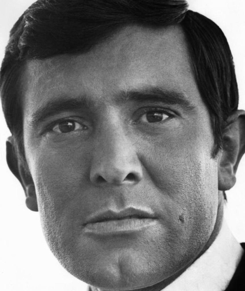 Photo of George Lazenby