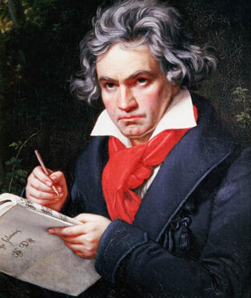 Photo of Ludwig van Beethoven