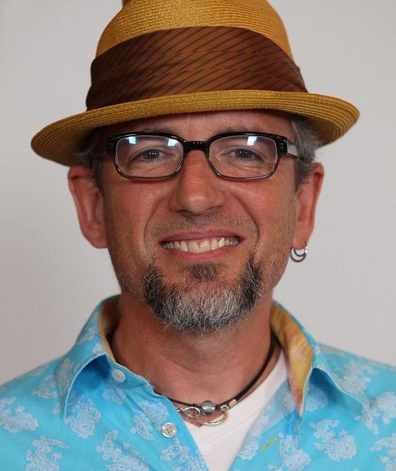 Photo of Jeff 'Swampy' Marsh