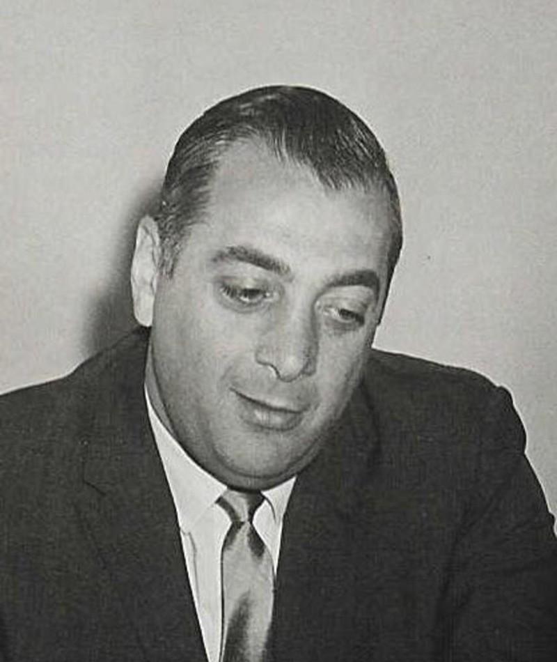 Photo of Henry G. Saperstein