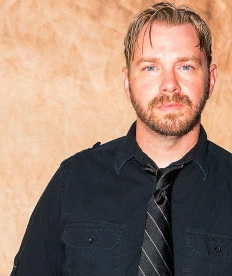 Photo of Jay Ward