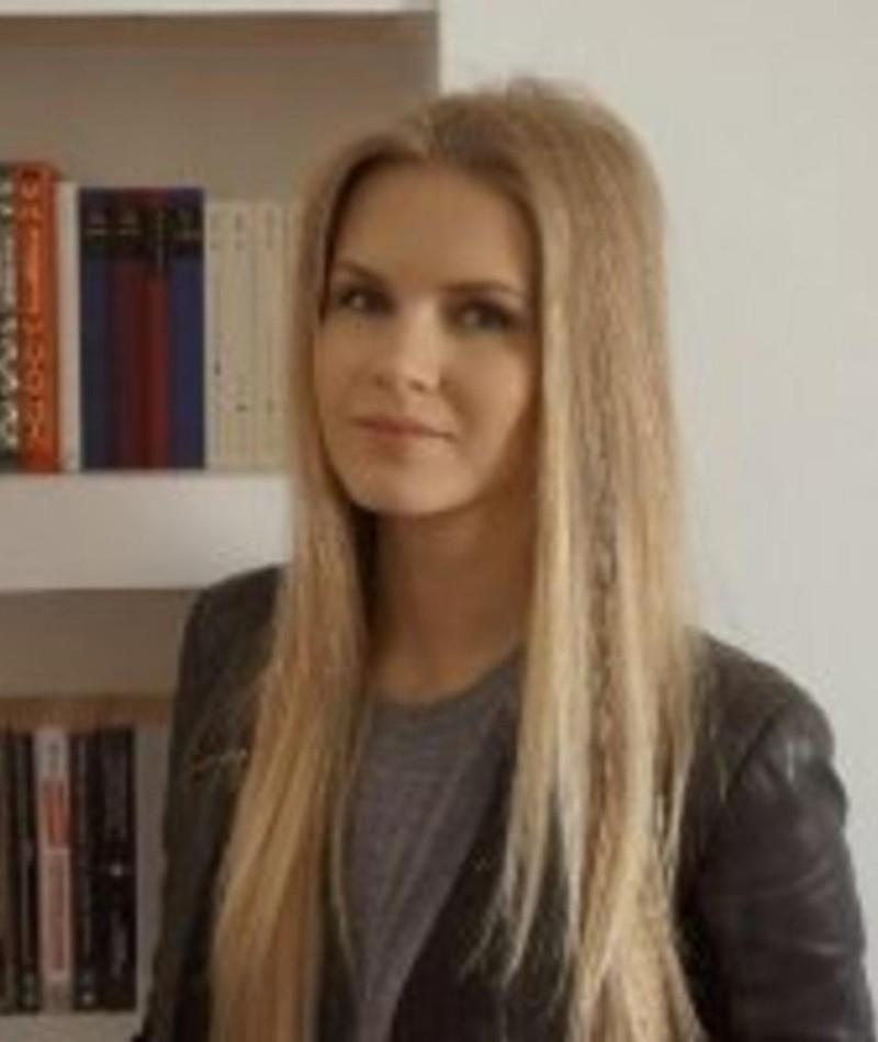 Photo of Julia Godzinskaya