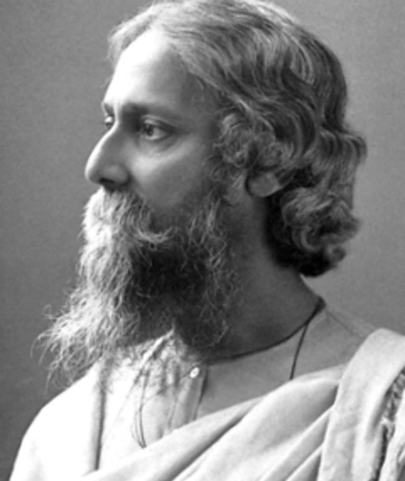 Photo of Rabindranath Tagore