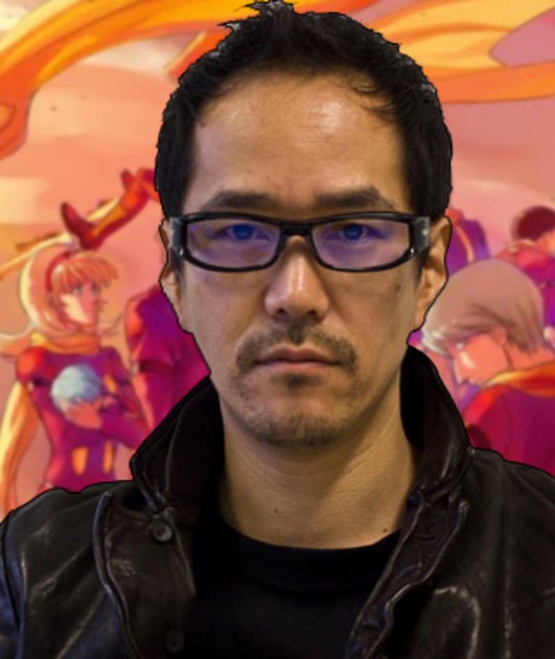 Photo of Kenji Kamiyama