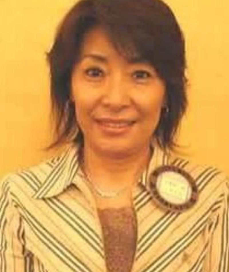 Photo of Michiko Yokote