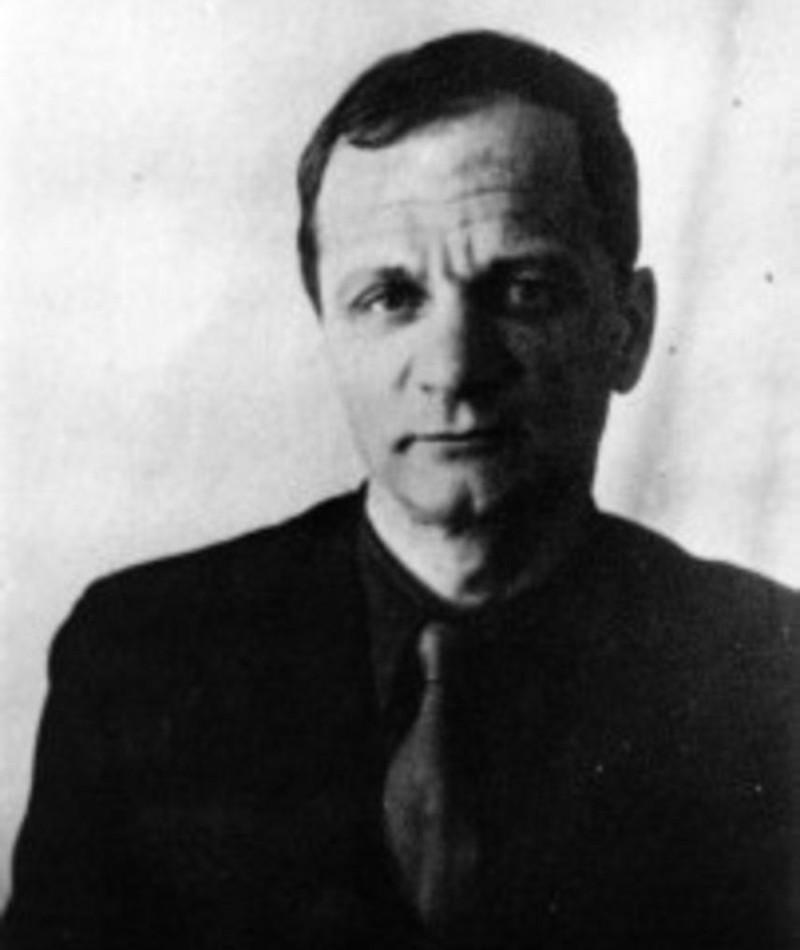 Photo of Andrei Platonov