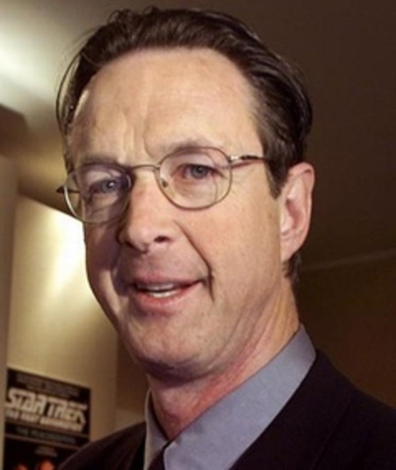 Photo of Michael Crichton