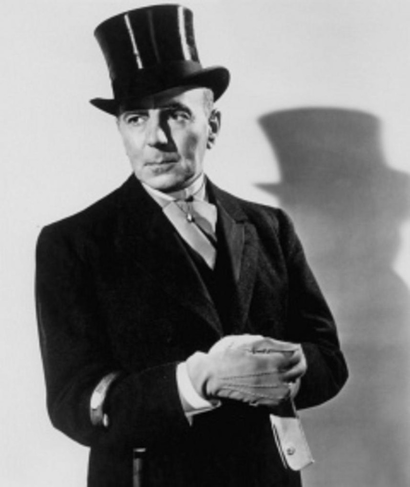 Photo of George Zucco