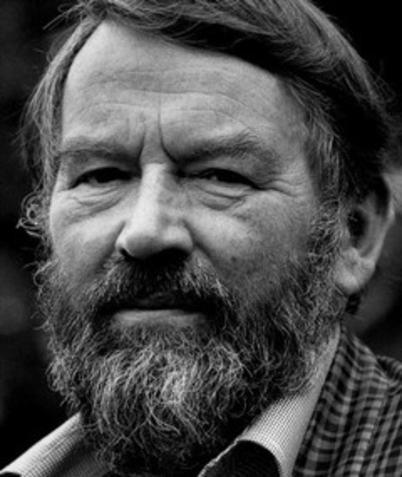 Photo of John Fowles