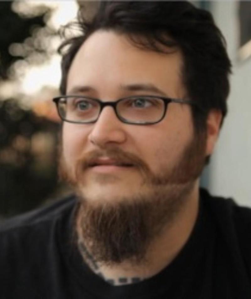 Photo of Edmund McMillen