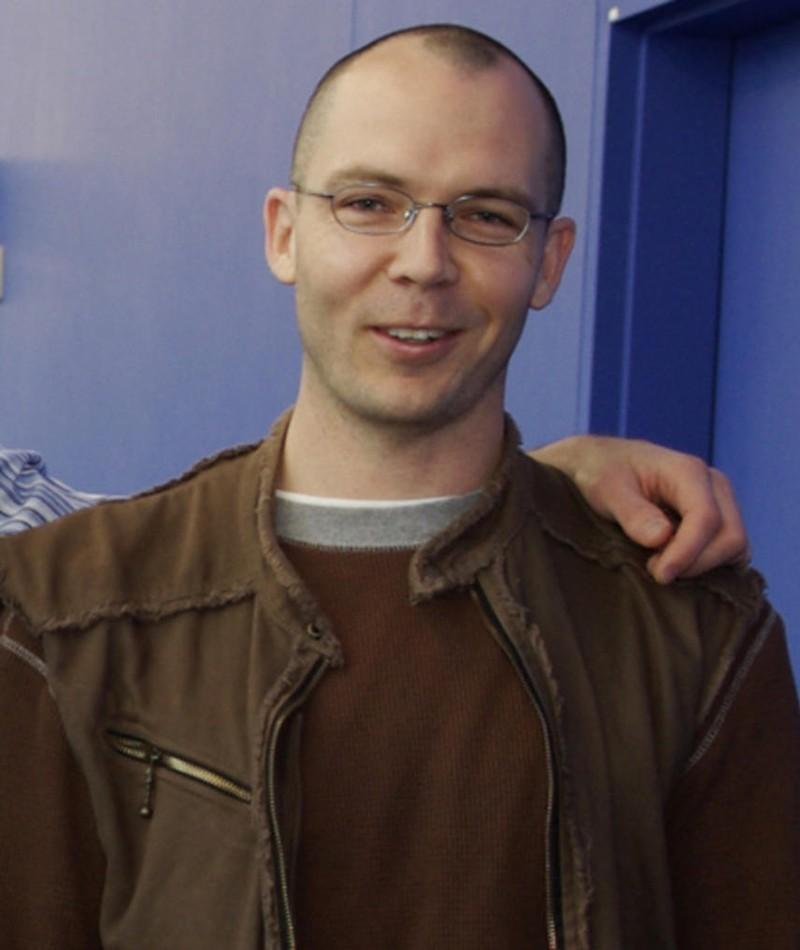 Photo of Jonathan Blow