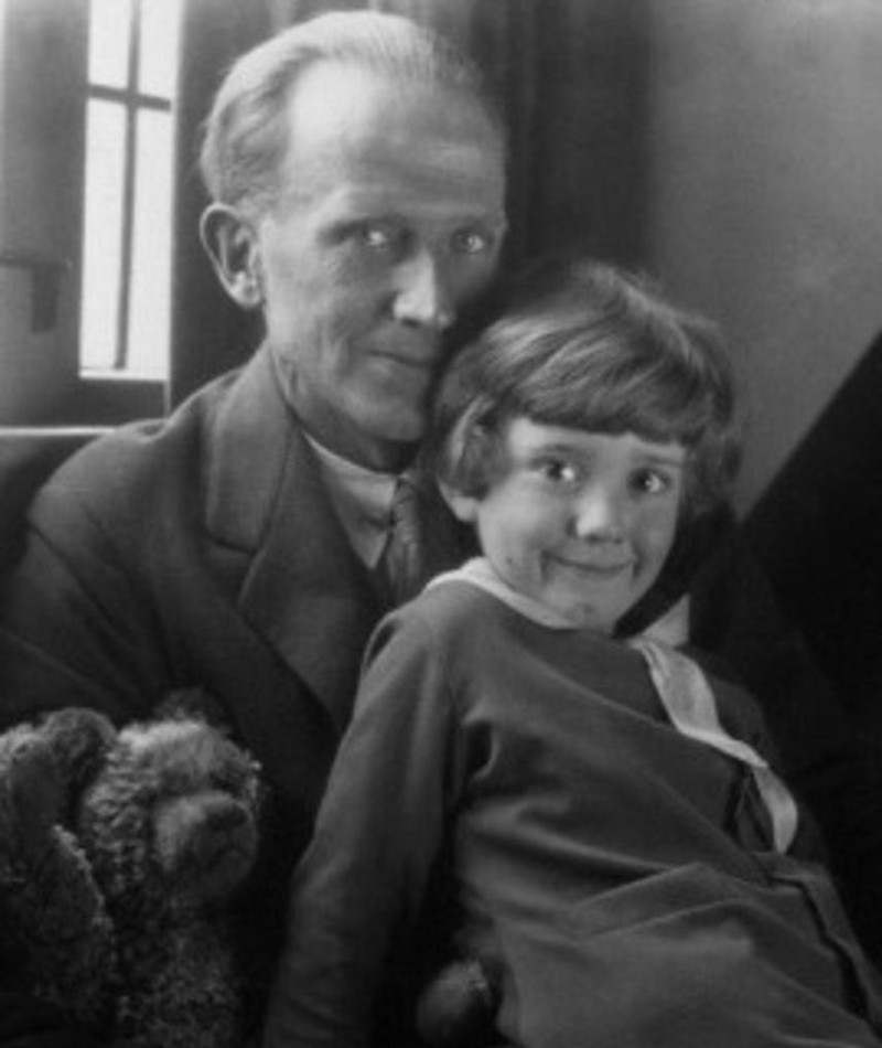 Photo of A.A. Milne