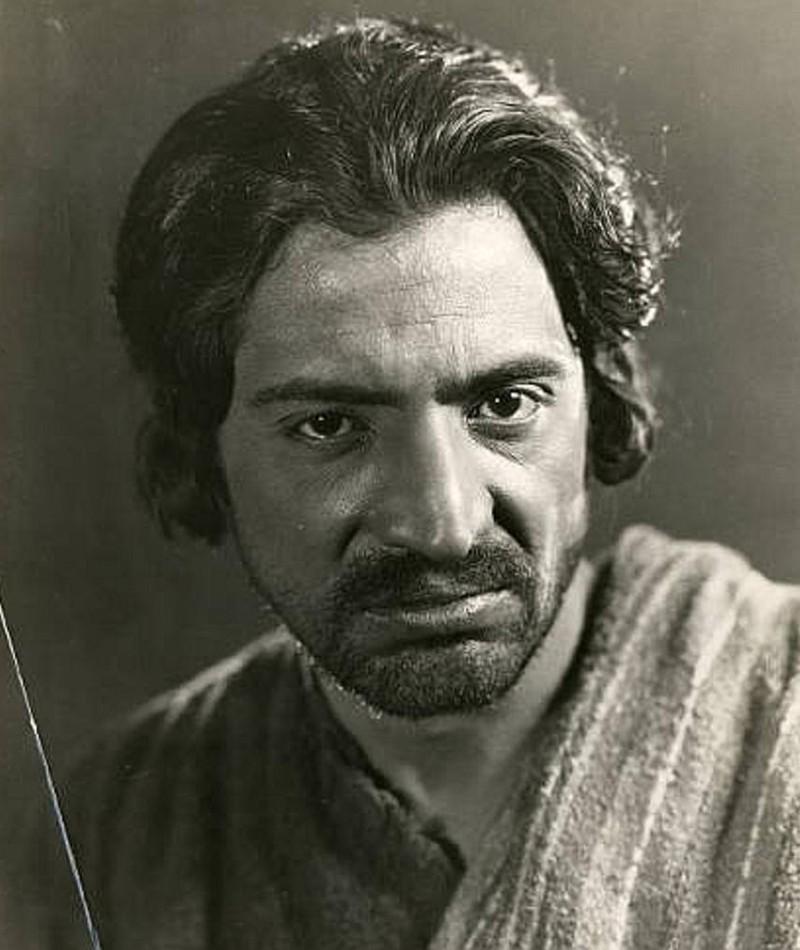 Photo of George Regas