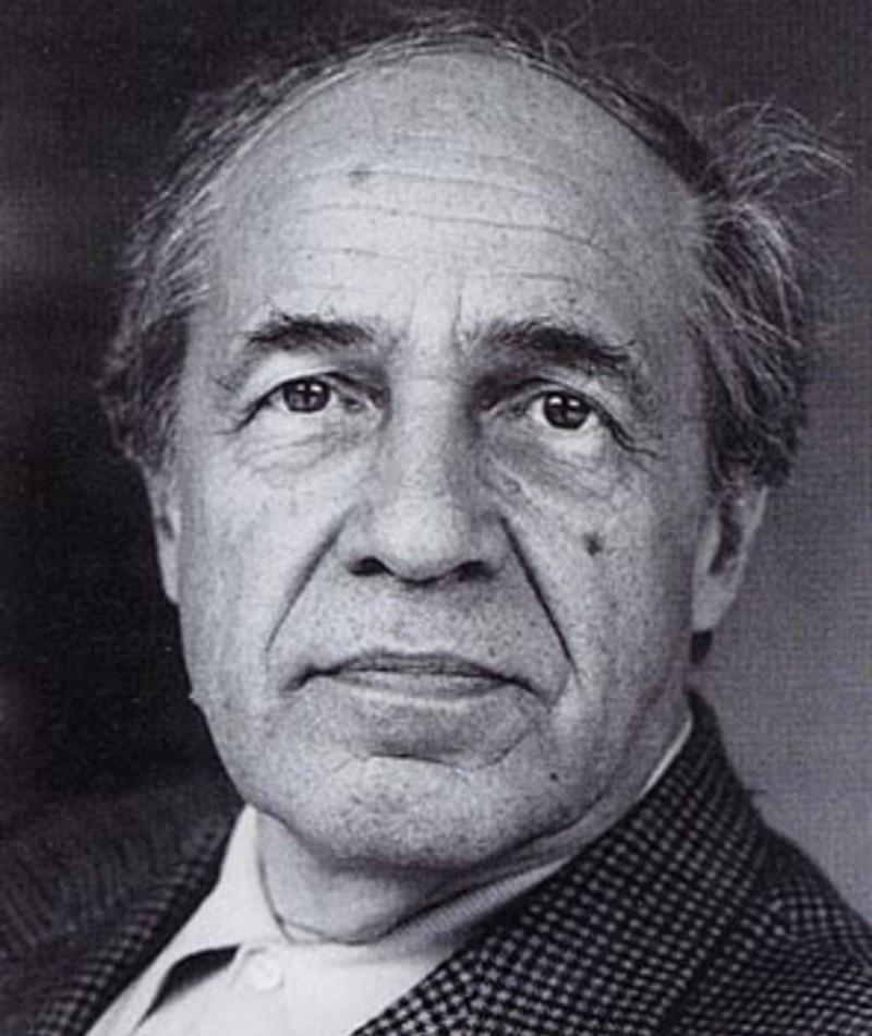 Photo of Pierre Boulez