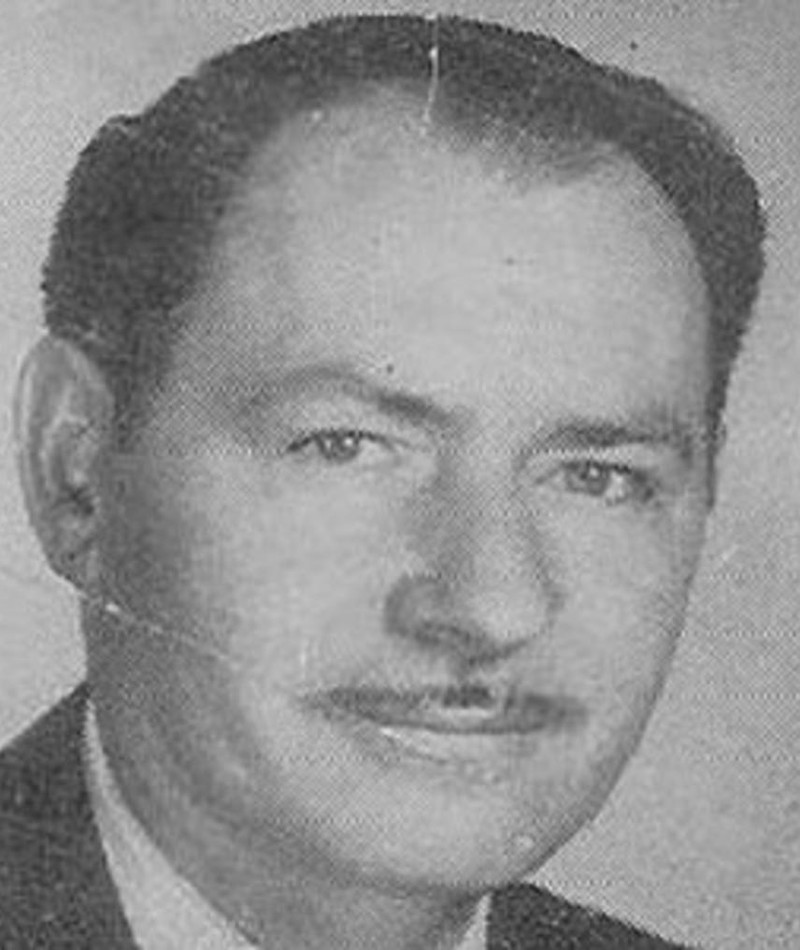 Photo of Frank Gruber