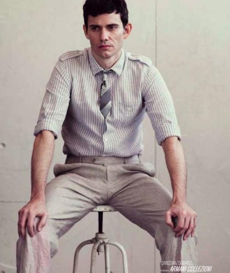 Photo of Christian Camargo