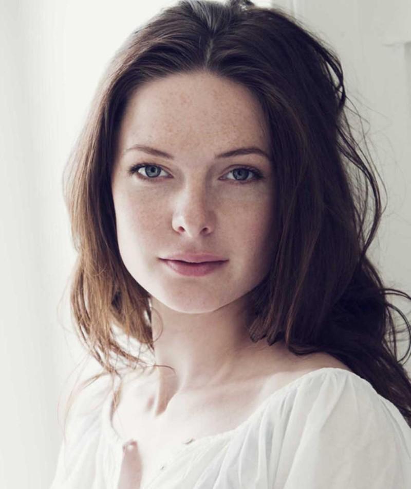 Photo of Rebecca Ferguson
