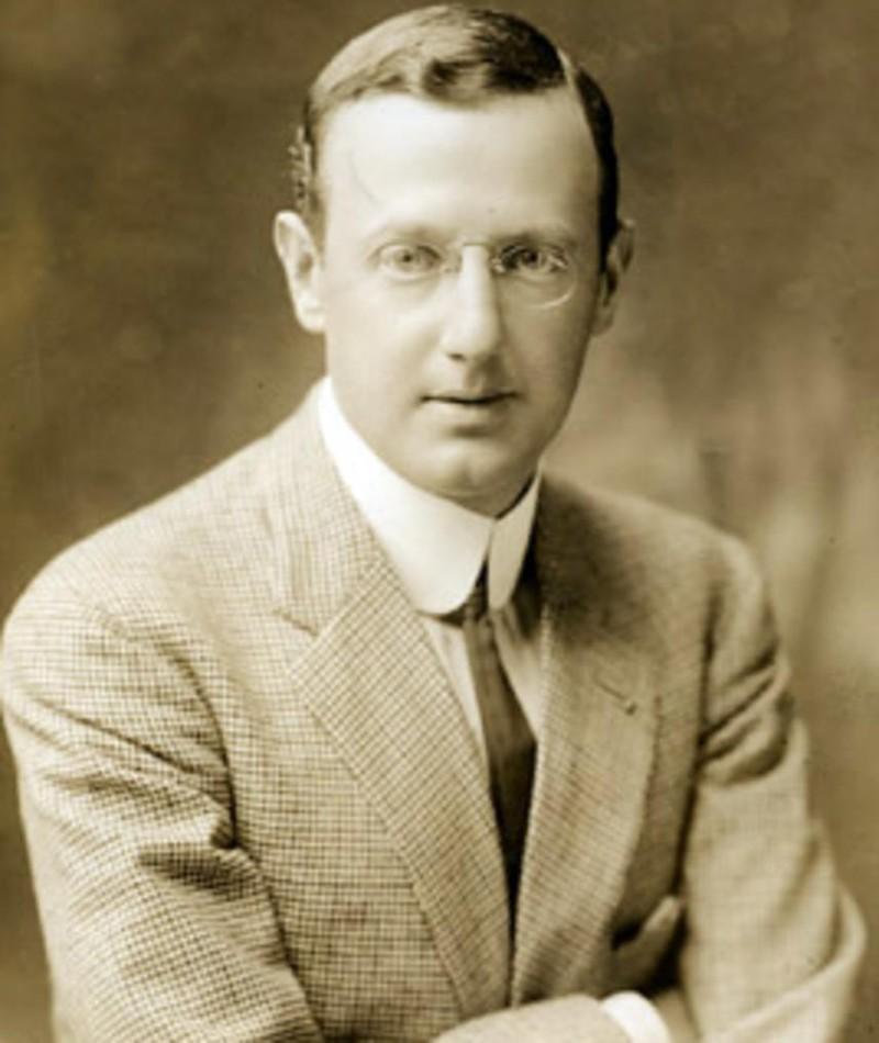 Photo of Jesse L. Lasky