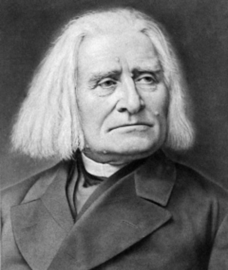 Photo of Franz Liszt