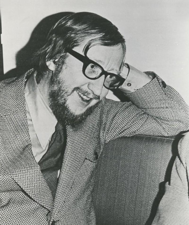 Photo of André Belleau