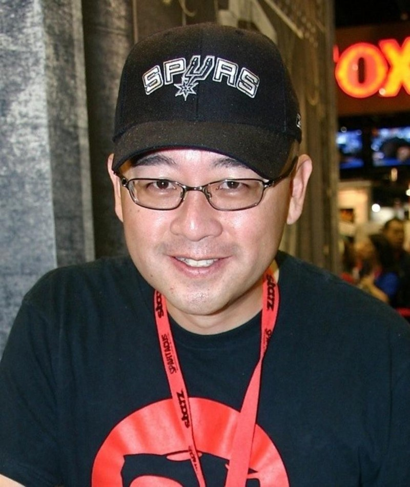 Photo of Sam Liu