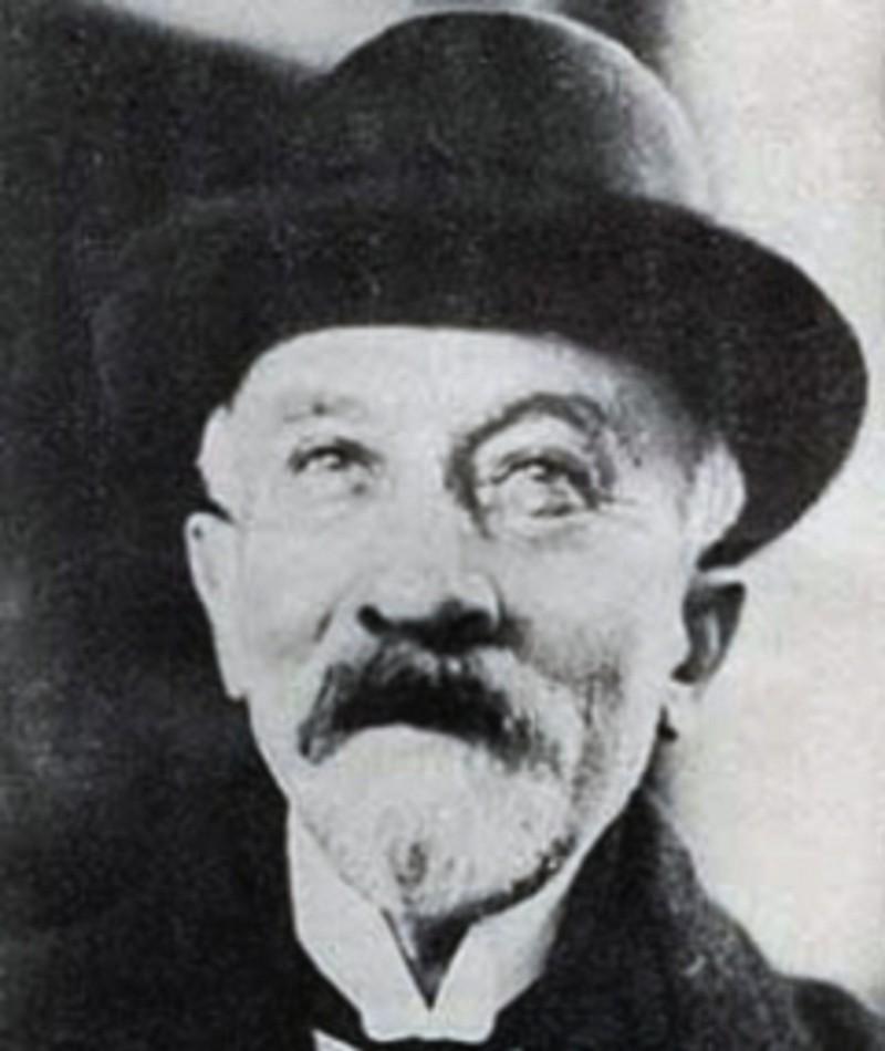 Foto di Georges Méliès