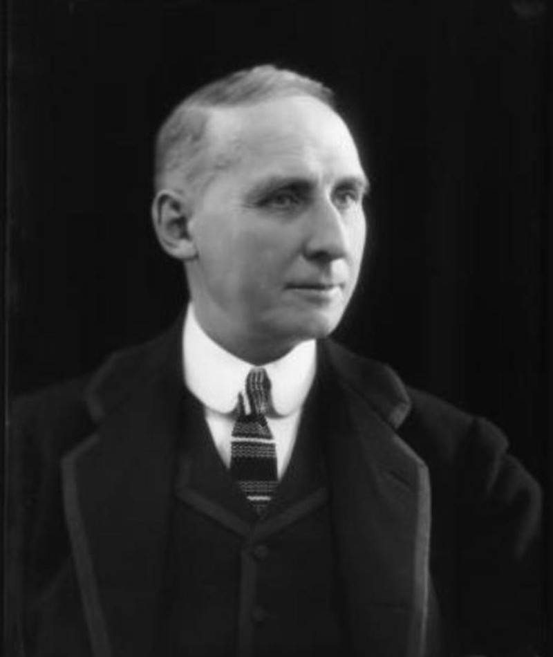 Photo of Alfred J. Goulding