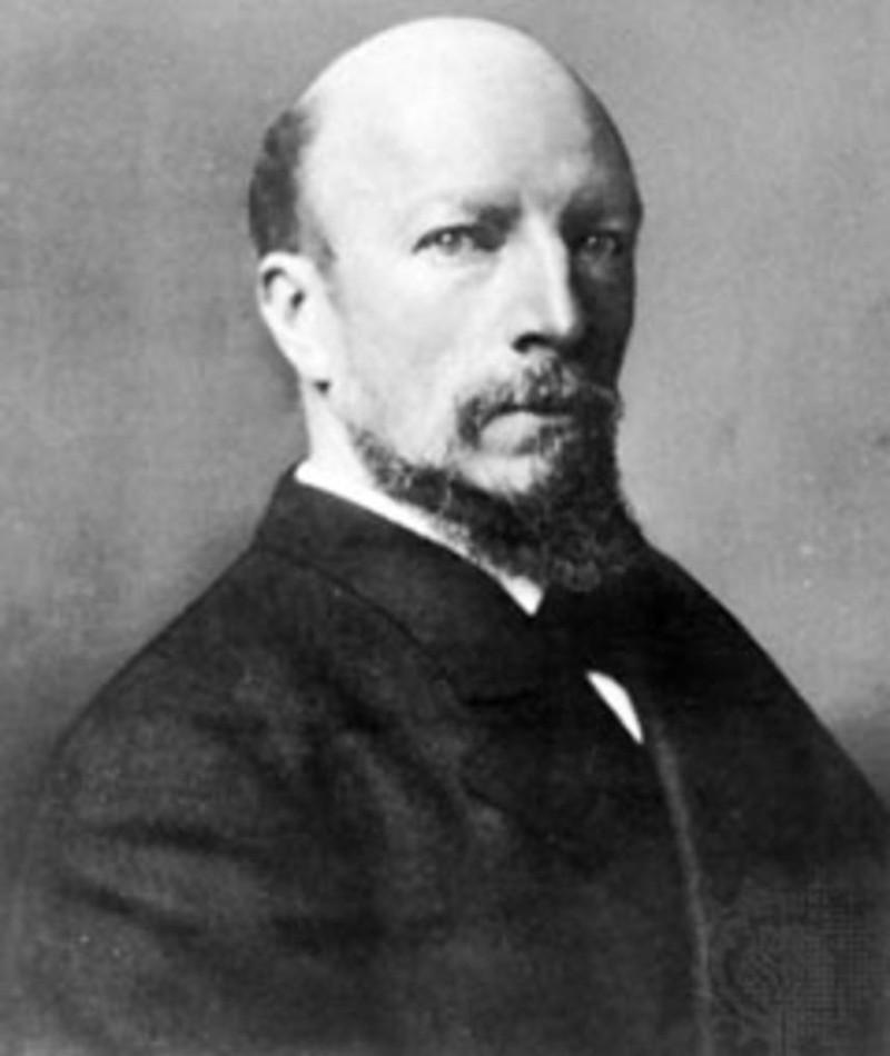 Photo of Felix Adler