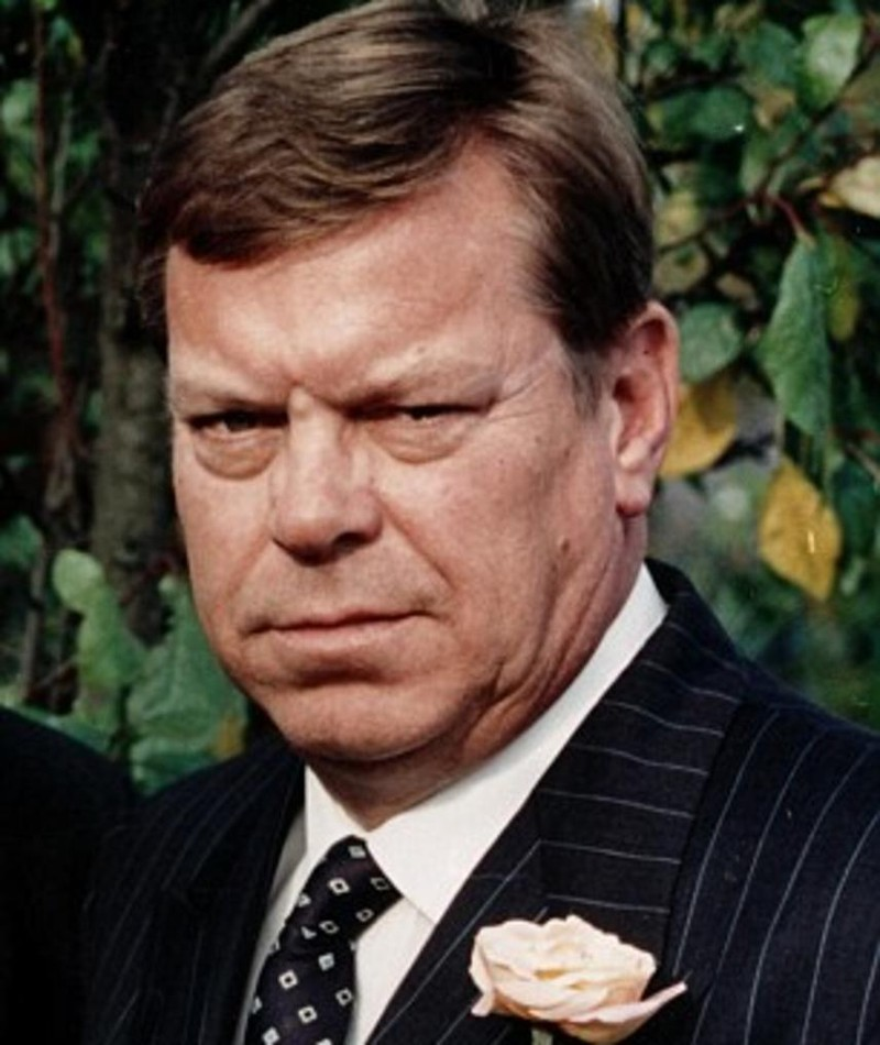 Photo of Warren Clarke