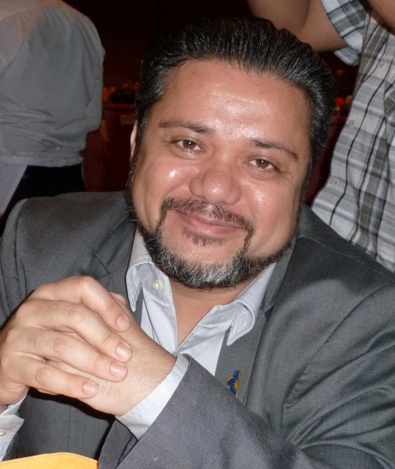 Photo of Naguib Razak