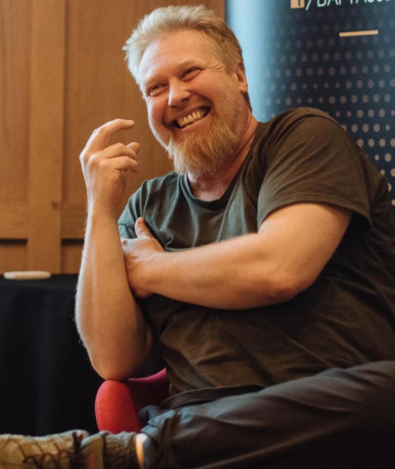 Photo of John Cobban