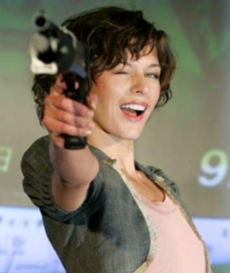 Photo of Milla Jovovich