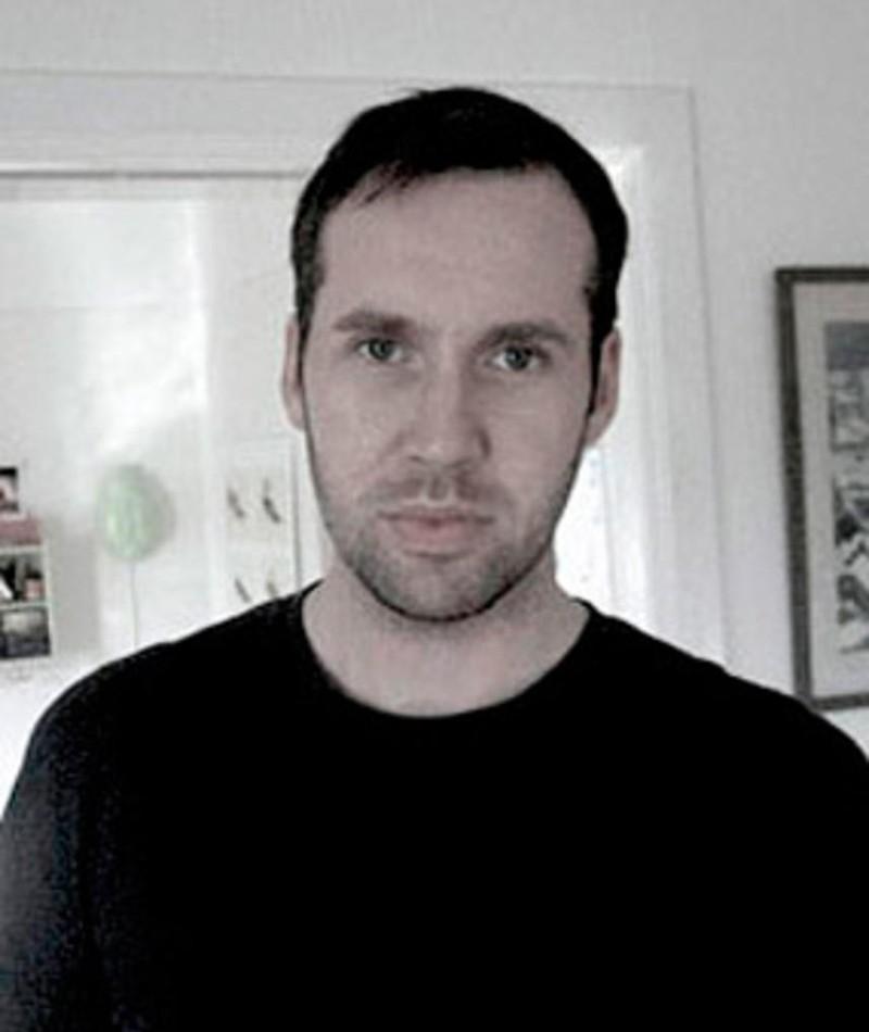 Photo of Erik Bäfving