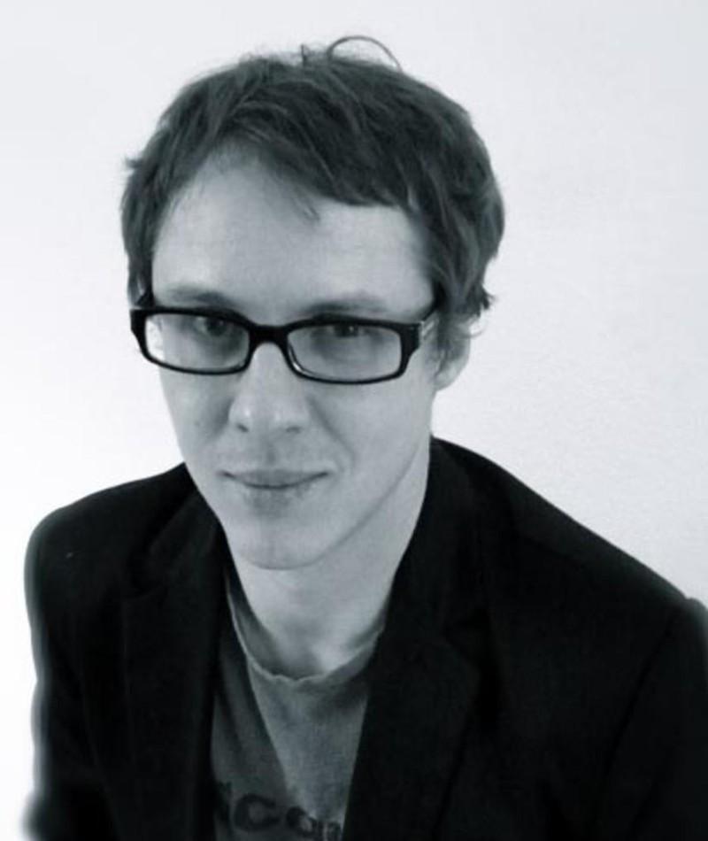 Photo of Frederik Wiedmann