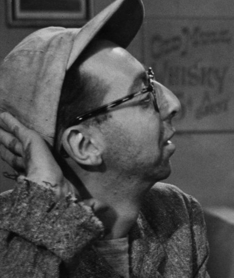 Photo of Arnold Stang