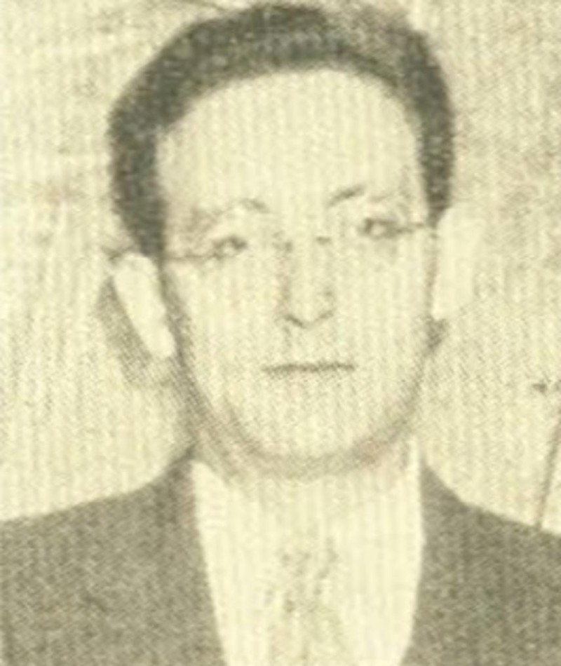 Photo of Ted Sherdeman
