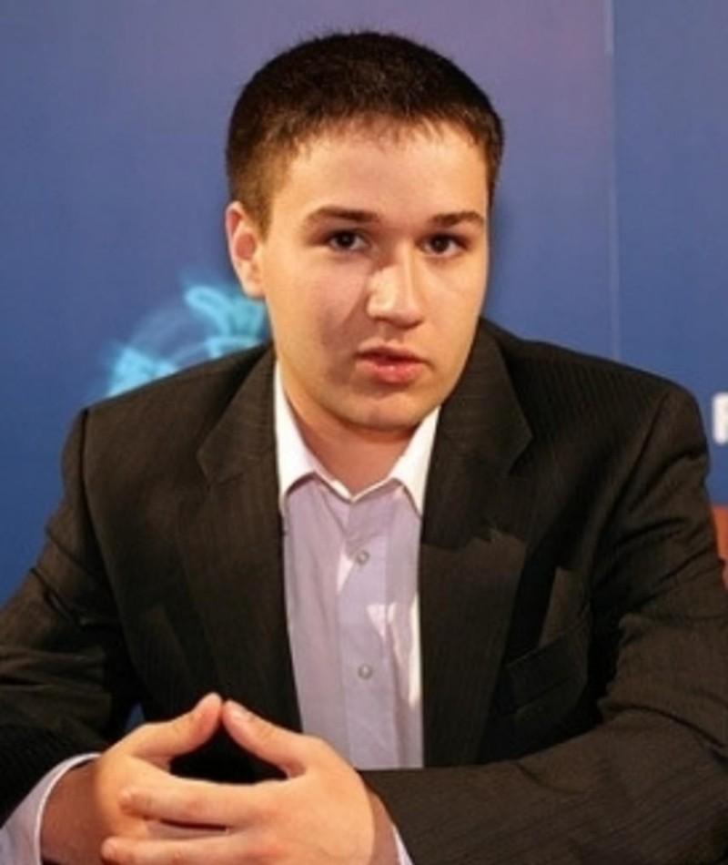 Photo of Andrei Chalimon
