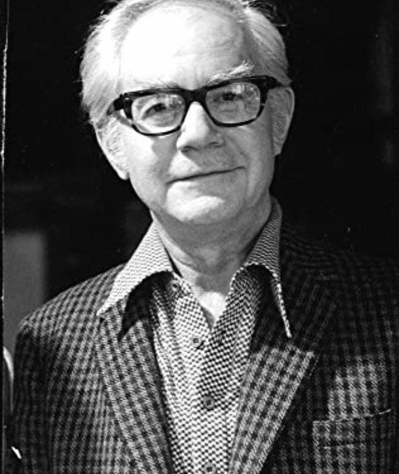Photo of Herbert Hirschman