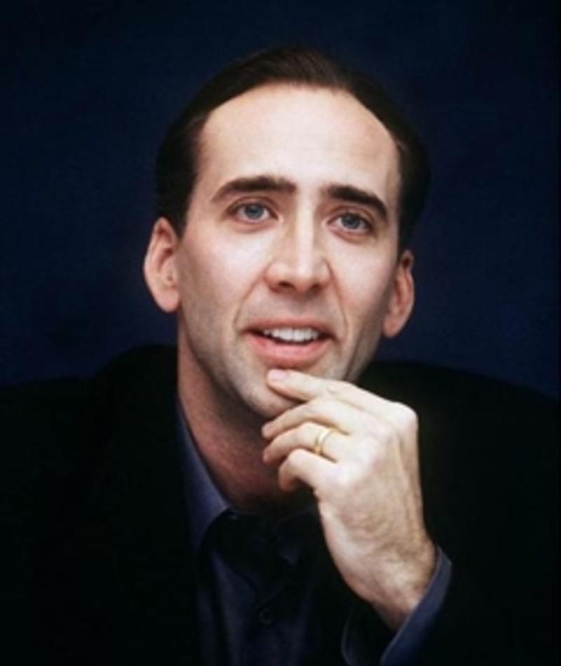 Foto de Nicolas Cage