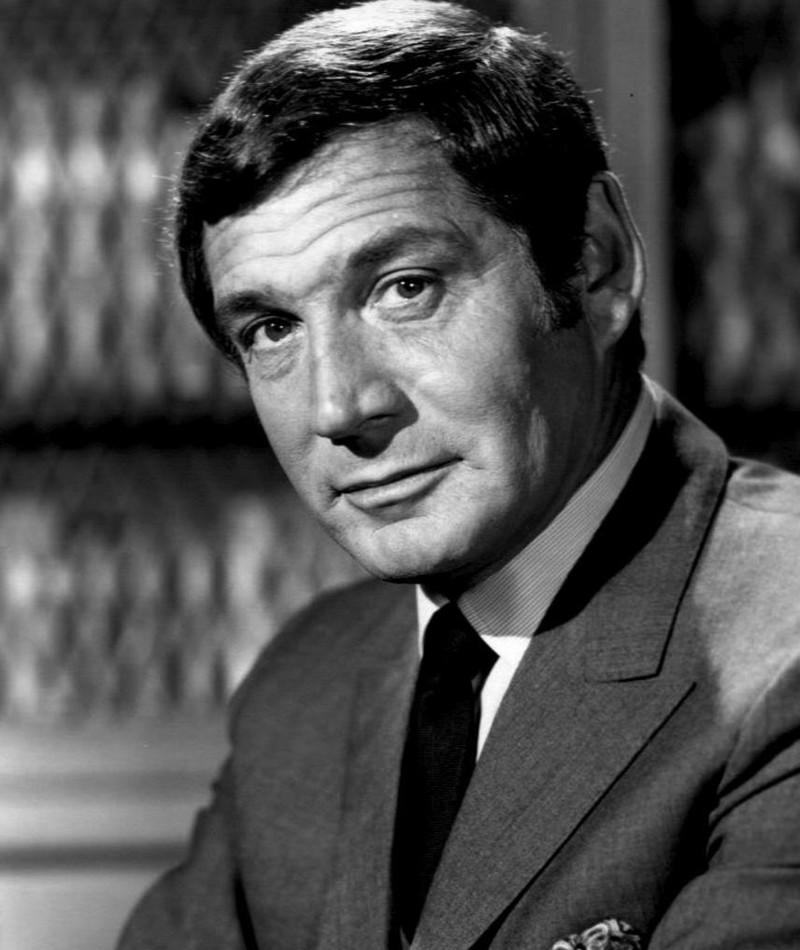 Photo of Gene Barry