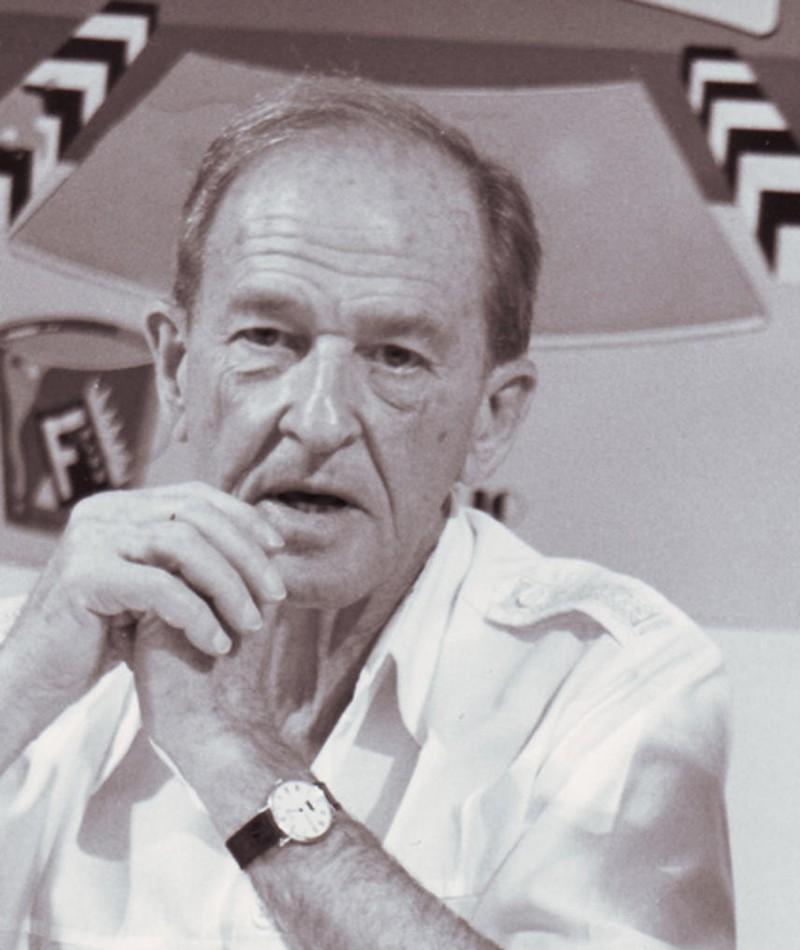 Photo of David Bretherton