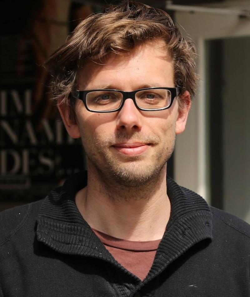 Photo of Martin Roelly