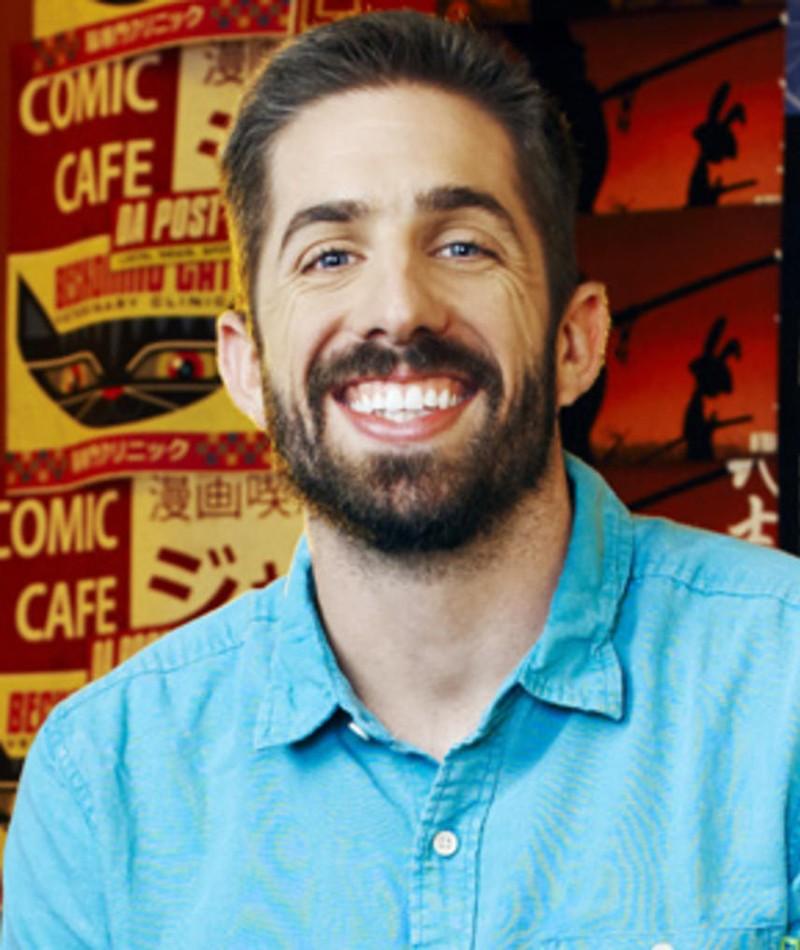 Photo of Zach Parrish
