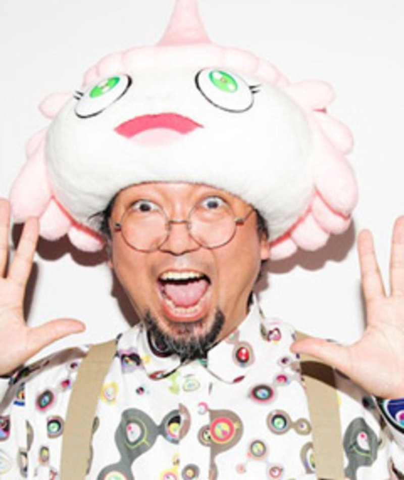 Photo of Takashi Murakami